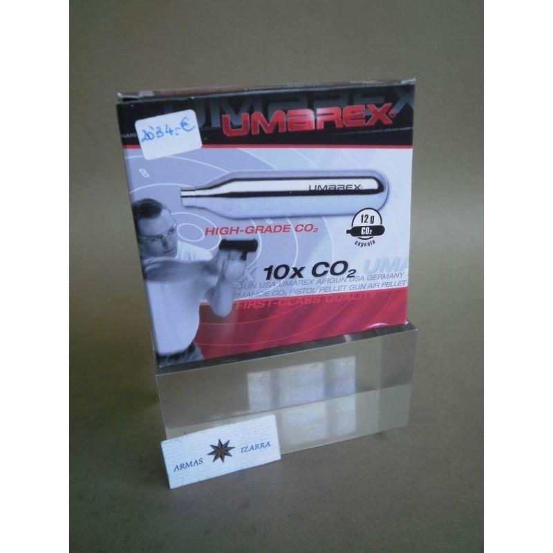 UMAREX,CO2,12GR. CAPSULE,PACK OF 10 UNITS