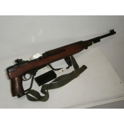 US-M1 CARBINE,WITH LEATHER SLING,DENIX REPLICA