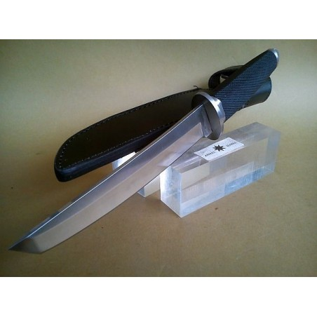 TACTICAL KNIFE RUI,RUBBER HANDLE