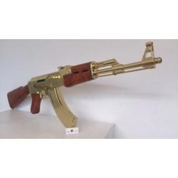 AK-47,ACABADO ORO,DENIX