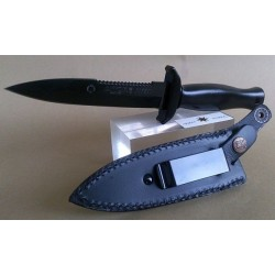 """TACTICAL BOOT KNIFE AITOR """"BOTERO"""", FLAT BLADE"""