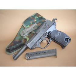 "(WEAPON SOLD)PISTOL SEMIAUTOMATIC ""WALTHER P38/P1"""