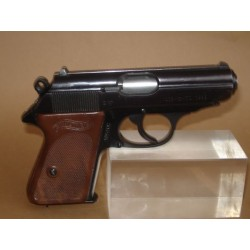 "(WEAPON SOLD)SEMIAUTOMATIC PISTOL ""WALTHER PPK"",CALIBER: 32 ACP"