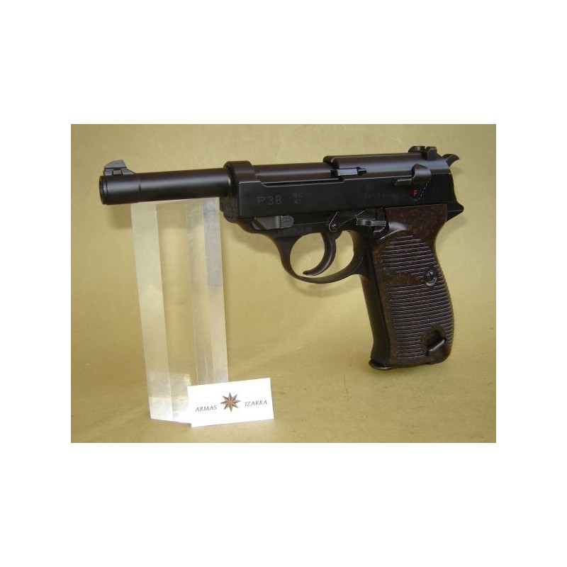 WALTHER P38,MARUZEN,AIRSOFT GAS,6 M.M.BB