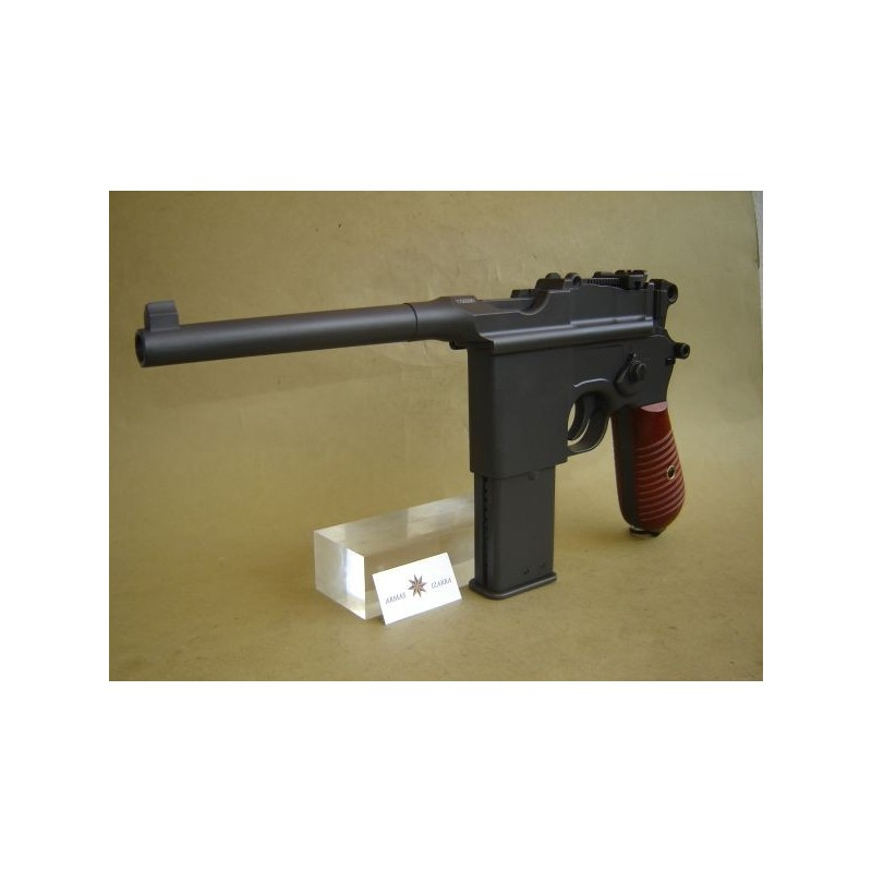 """PARABELLUM P08"",FULL METAL,AIRSOFT GAS,6 M.M.BB"