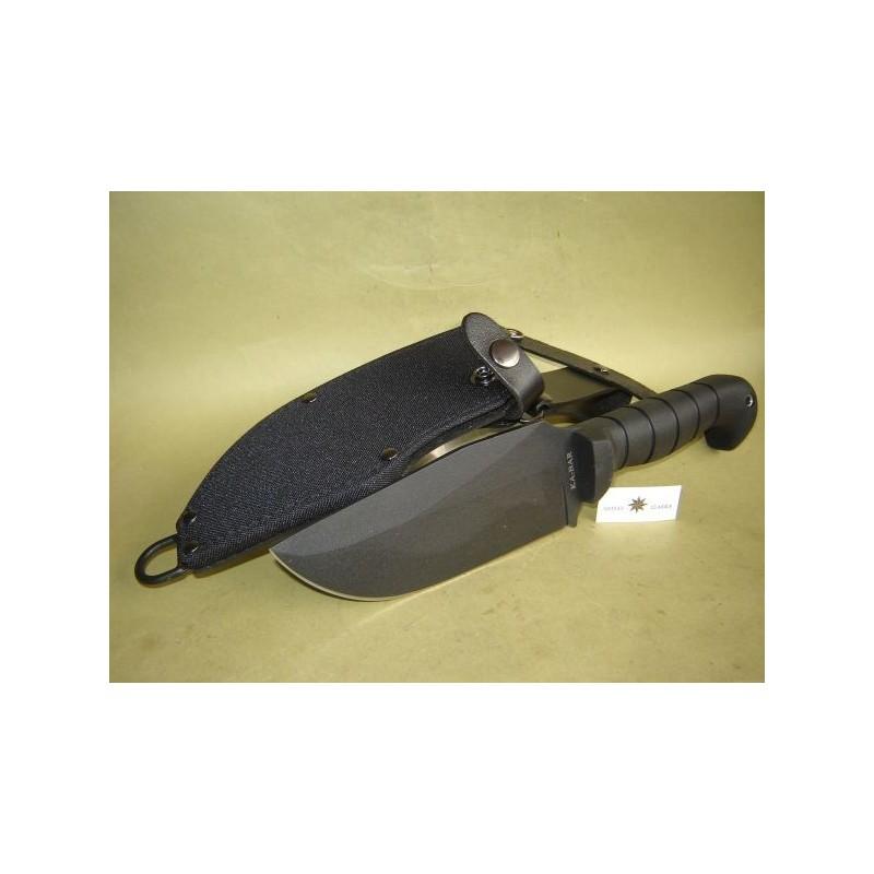 """Cuchillo """"KA-BAR""""-""""HEAVY DUTY WARTHOG"""", fabricado en Estados Unidos."""
