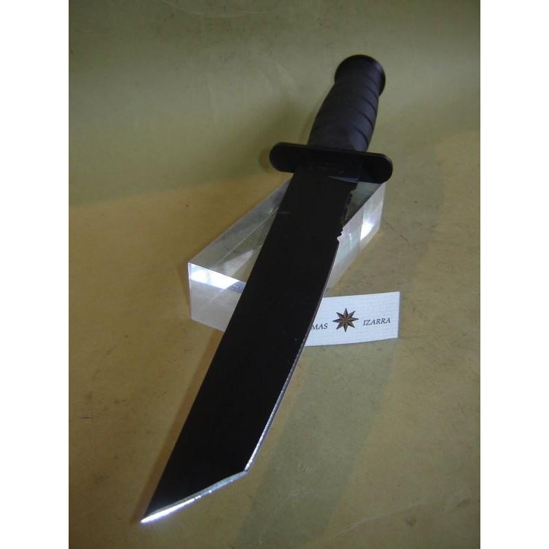 """KA-BAR"" KNIFE,""BLACK TANTO"", Made in USA"