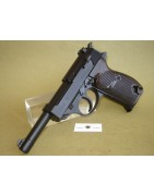 AIRSOFT GUNS, GAS AND CO2 ACTIONED